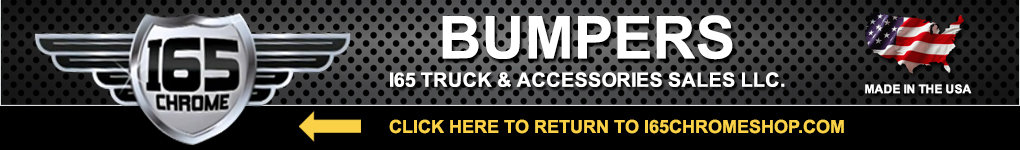 Bumper Line | I-65 Truck and Accessories